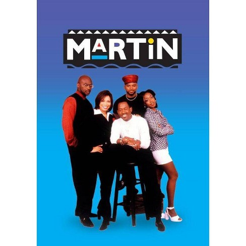 Martin: The Complete Series (DVD) - image 1 of 1