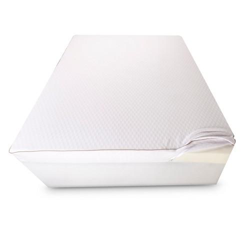 Ultimate Comfort 4 Memory Foam Mattress Topper Fieldcrest Target