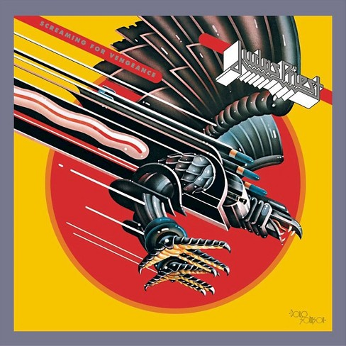 Judas priest - Screaming for vengeance (CD) - image 1 of 2