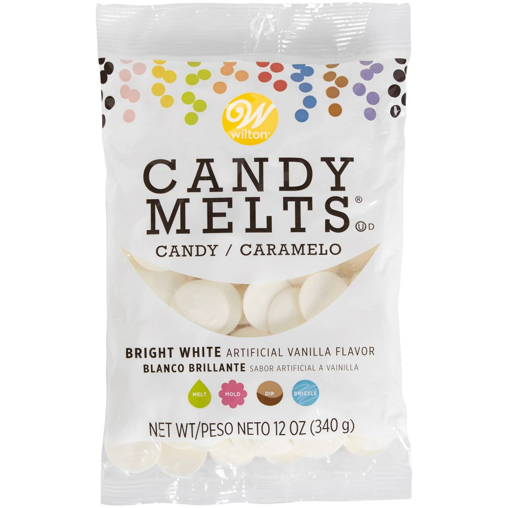 Image of Wilton 12oz Candy Melts - White