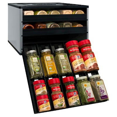 YouCopia Chef's Edition 30 Bottle SpiceStack - Universal Drawers