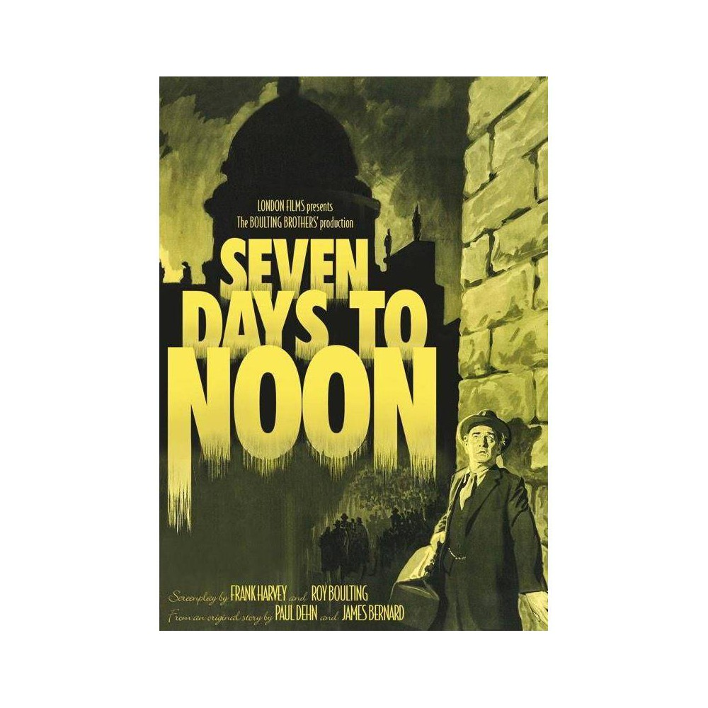 Seven Days To Noon Dvd