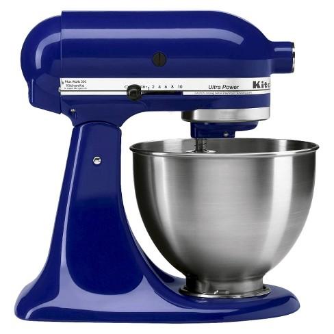 Kitchenaid Ultra Power 4 5qt Stand Mixer Cobalt Blue Ksm95bu Target