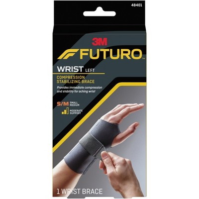 FUTURO Compression Stabilizing Wrist Brace - Left Hand
