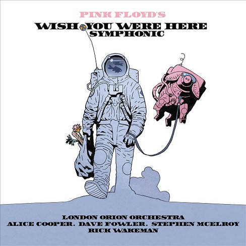 Peter scholes - Pink floyd's wish you were here symph (CD) - image 1 of 1