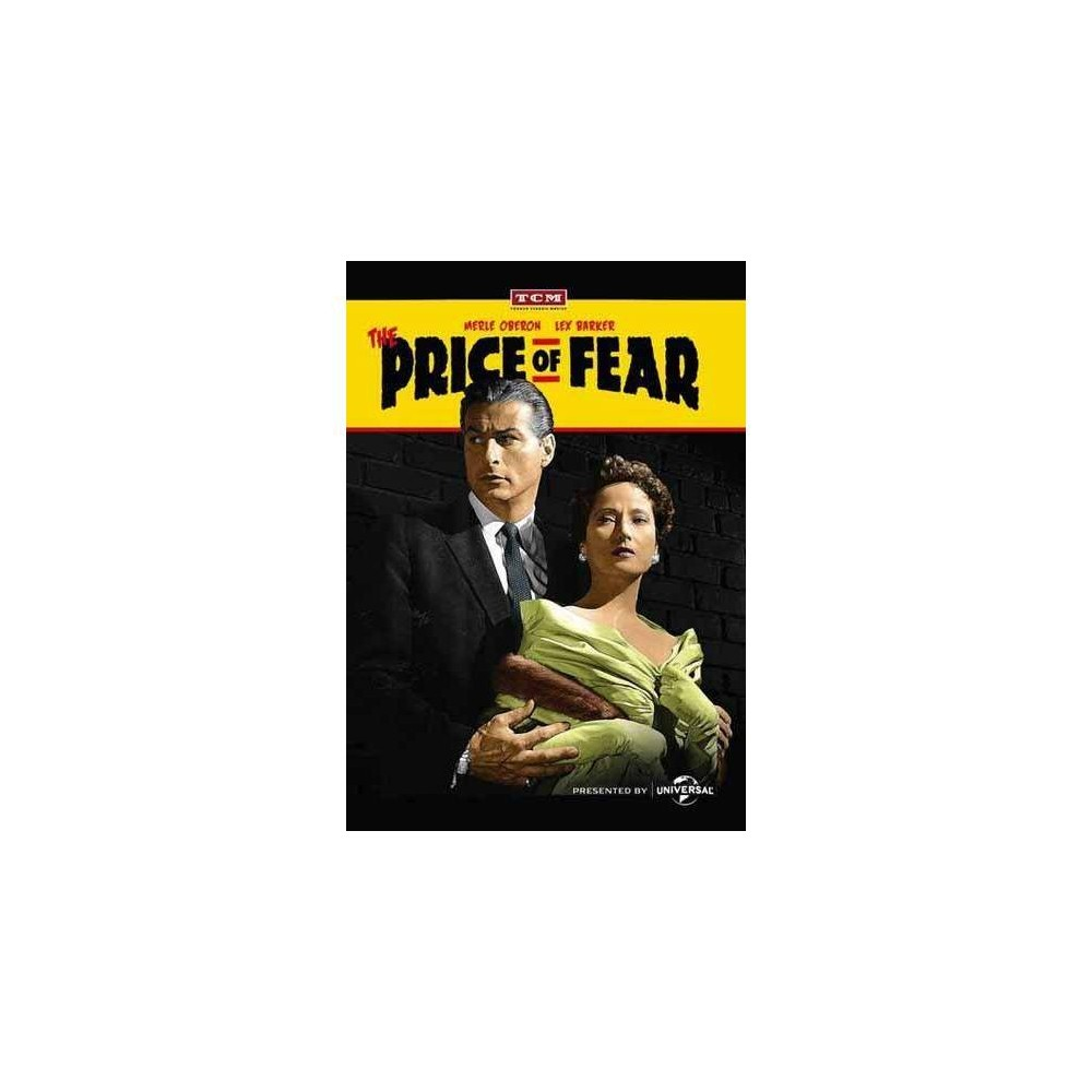The Price Of Fear Dvd 2014
