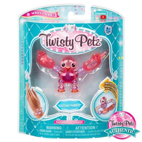 Twisty Petz Single Pack - Glitzmo Parrot - image 1 of 1