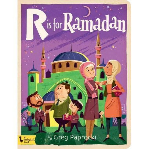 R Is for Ramadan - (Board_book) - image 1 of 1