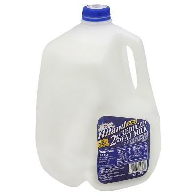 Hiland 2% Milk - 1gal