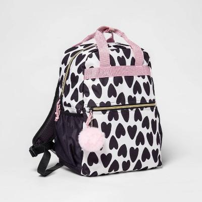 Kids' Top Handle 15.5'' Backpack Hearts - Cat & Jack™