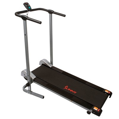Sunny Health and Fitness (SF-T1407M) Manual Walking Treadmill