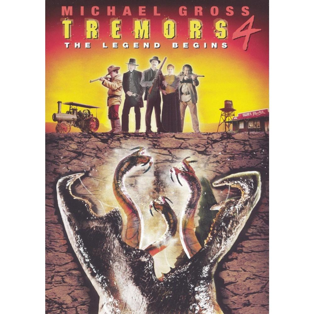 Tremors 4:Legend Begins (Dvd)