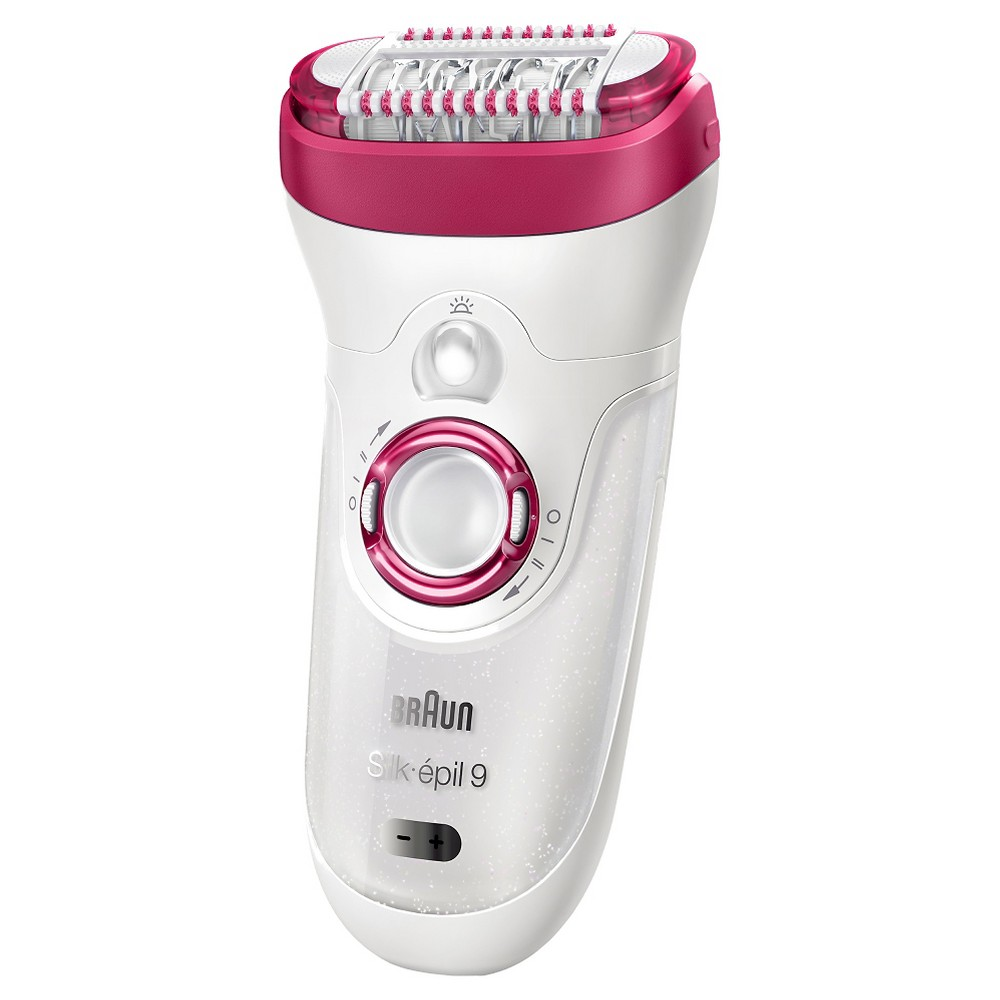 Braun Silk-epil 9 9-521 Wet & Dry Women's Electric Epilator