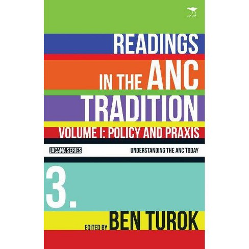 Readings in the ANC Tradition - (Understanding the ANC Today) (Paperback) - image 1 of 1