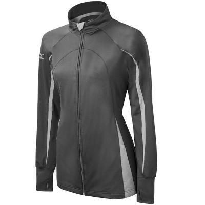 Mizuno Youth Girl's Elite 9 Focus Full Zip Jacket