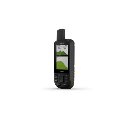 """Garmin 3"""" GPS with Built-In Bluetooth - GPSMAP 66s"""