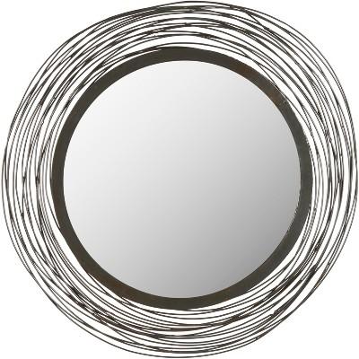 Wired Wall Mirror  - Safavieh