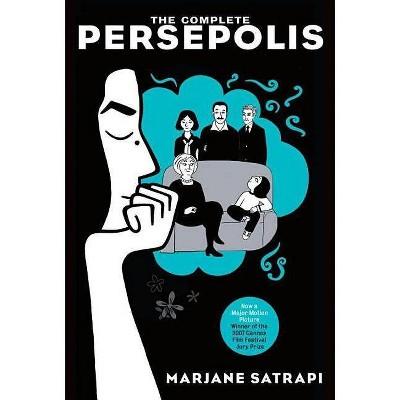 The Complete Persepolis By Marjane Satrapi Paperback Target