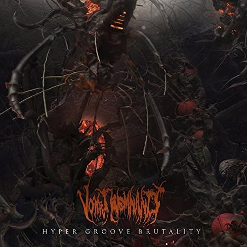 Vomit Remnants - Hyper Groove Brutality (CD) - image 1 of 1