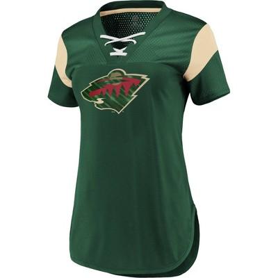 NHL Minnesota Wild Women's Fashion Jersey