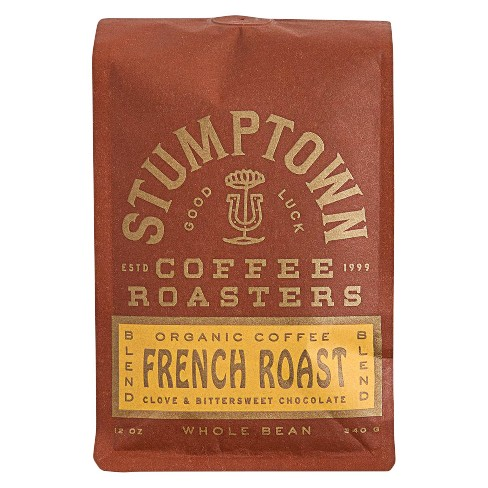 Stumptown French Roast Whole Bean Dark Roast Coffee - 12oz - image 1 of 1