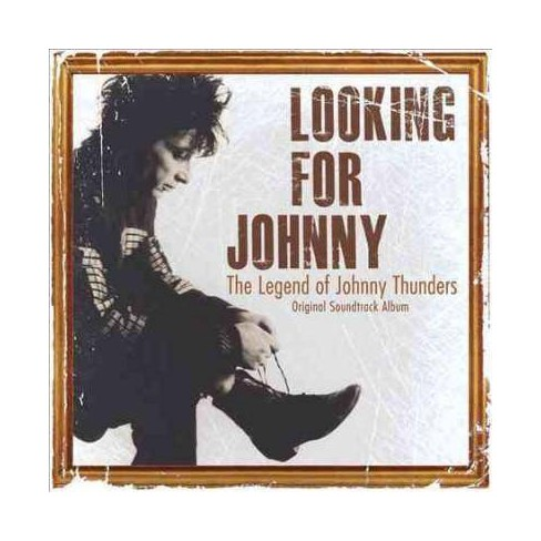 Johnny Thunders - Looking for Johnny (OST) (CD) - image 1 of 1