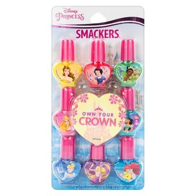Lip Smacker Disney Princess Nail Collection -1.2 fl oz