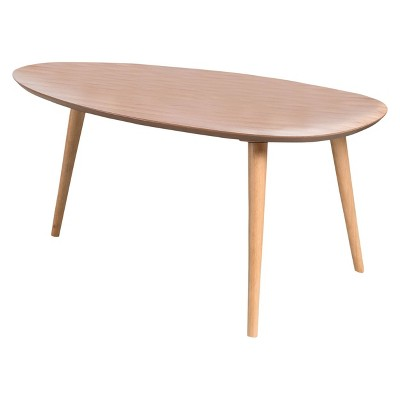 Elam Wood Coffee Table - Natural - Christopher Knight Home
