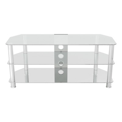 "55"" TV Stand with Cable Management - AVF"