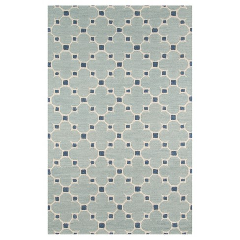 Candler Wool Accent Rug - image 1 of 4