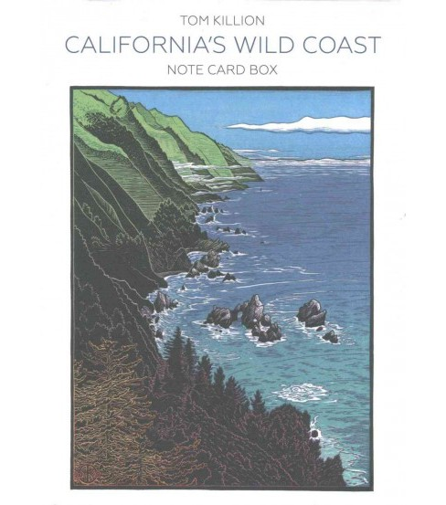 California's Wild Coast Note Card Box (Stationery) (Tom Killion) - image 1 of 1
