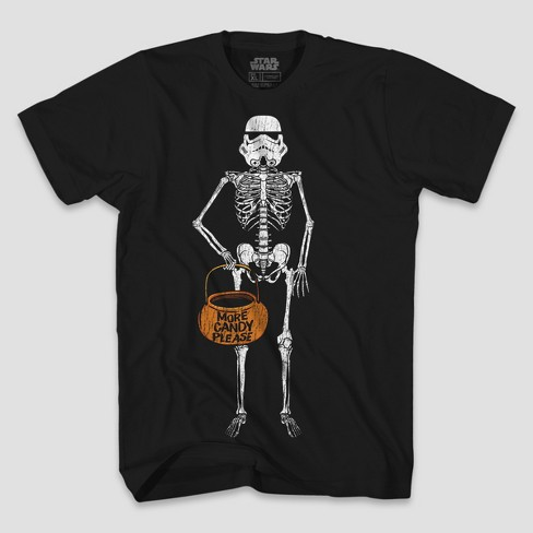 Boys' Star Wars Short Sleeve T - Shirt - Black - image 1 of 3