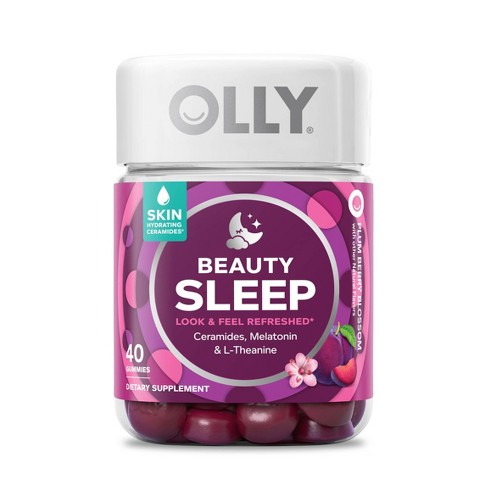 Olly Beauty Sleep Gummies - Berry - 40ct - image 1 of 4