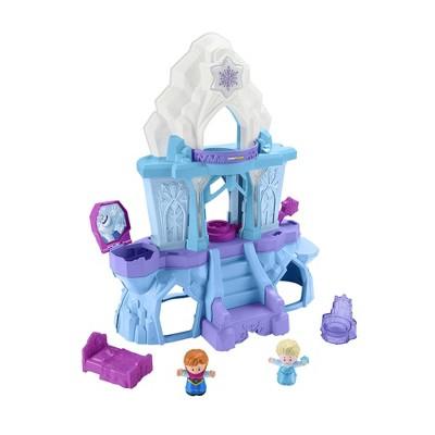 Fisher-Price Little People Disney Frozen Elsa's Enchanted Lights Palace
