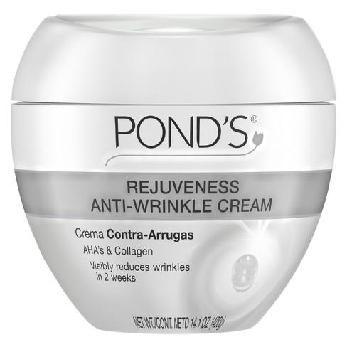 7d52ddd12ec POND S Rejuveness Anti-Wrinkle Cream -14oz   Target