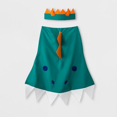 Toddler Boys' 2pc Dinosaur Dress Up Set - Cat & Jack™ Green