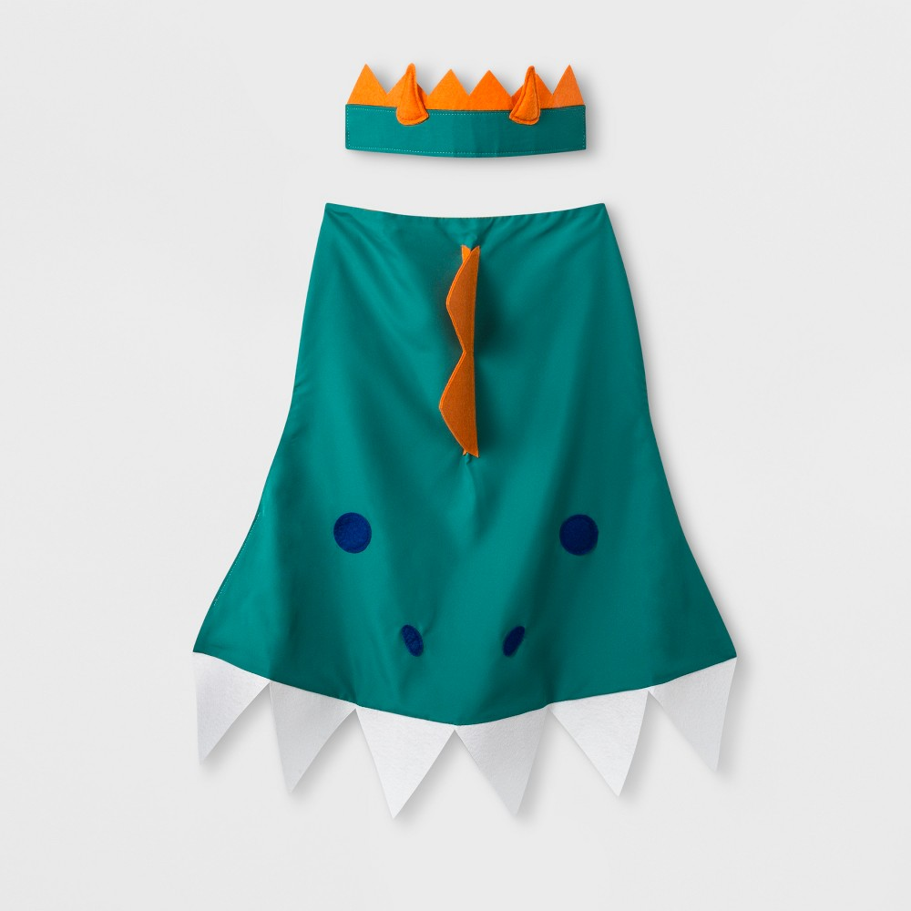 Toddler Boys' 2pc Dinosaur Dress Up Set - Cat & Jack Green
