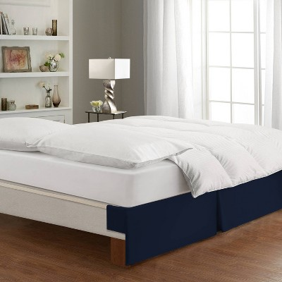 Bed Maker's Wrap-around Tailored Bed Skirt