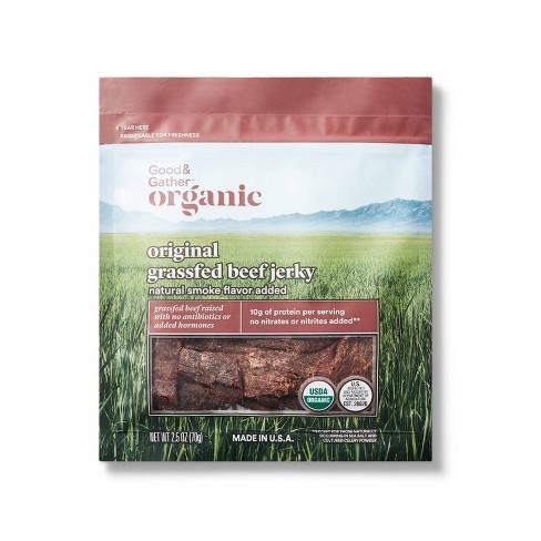 Organic Original Beef Jerky - 2.5oz - Good & Gather™ - image 1 of 3