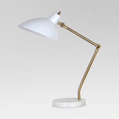 Audrey Coulee Desk Lamp Cream Lamp Only   Project 62™