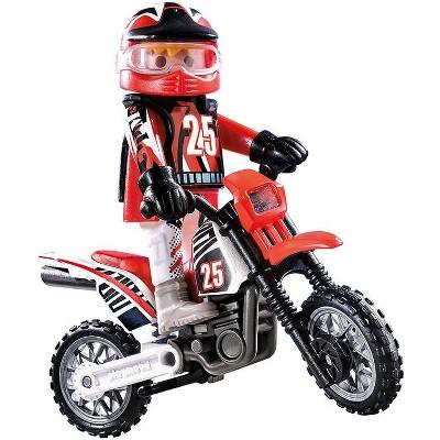 Playmobil Motocross Driver