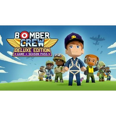 Bomber Crew: Deluxe Edition + Season Pass - Nintendo Switch (Digital)