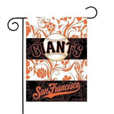 MLB San Francisco Giants Garden Flag with Pole