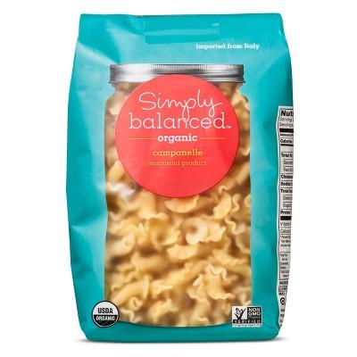 Organic Campanelle Pasta - 16oz - Simply Balanced™