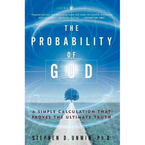 The Probability of God - by  Unwin (Paperback) - image 1 of 1