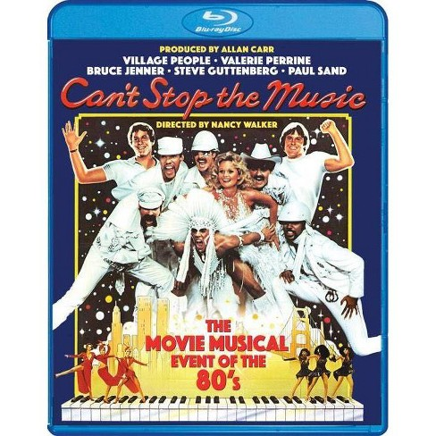Can't Stop The Music (Blu-ray) - image 1 of 1