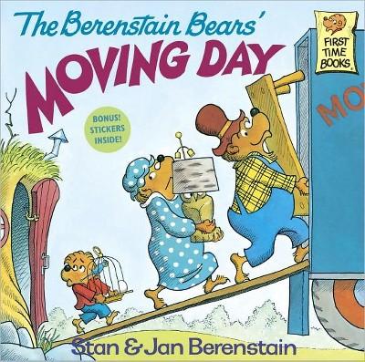 Berenstain Bears' Moving Day (Paperback)(Stan Berenstain & Jan Berenstain)