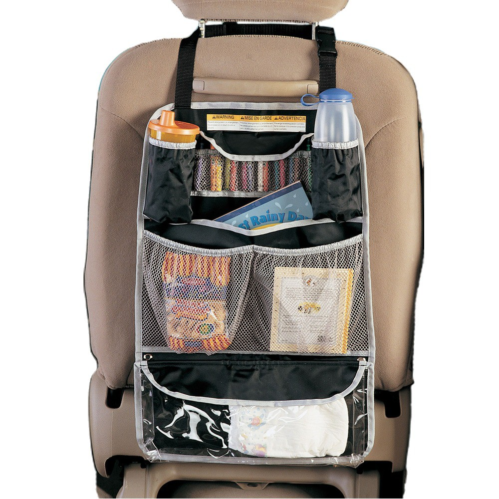 Image of Jeep Back Seat Organizer, car seat accessories