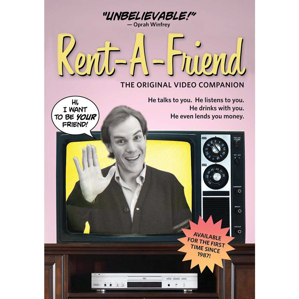 Found Footage Festival:Rent A Friend (Dvd)