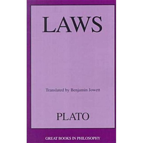 Laws - (Great Books in Philosophy) (Paperback) - image 1 of 1